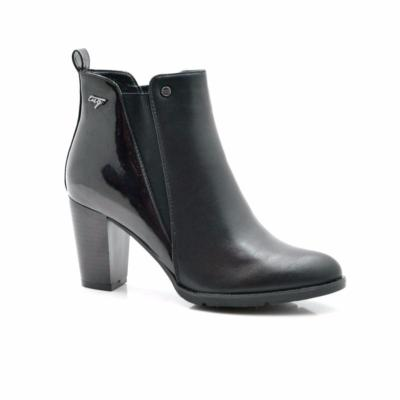 ELOY BOOTIES </br> Silver 38