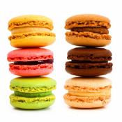 6 Macarons • test
