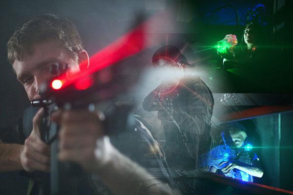 Laser Game - KIP