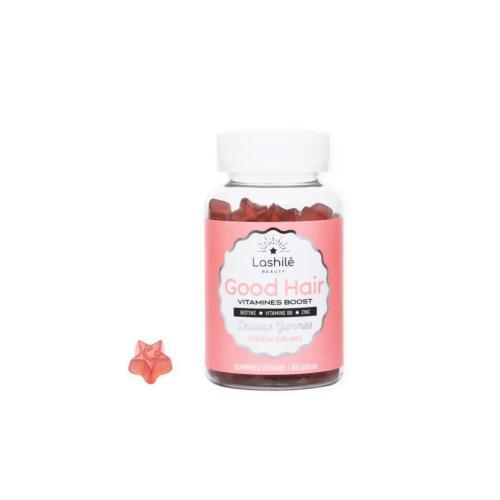 Gummies Vegan Good Hair Vitamines Boost x60
