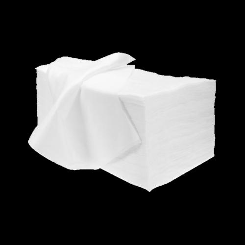 Serviettes Jetables Blanches x100 (45x80cm)