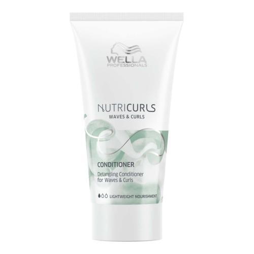 Conditionneur Nutri Curls Wella 30ml