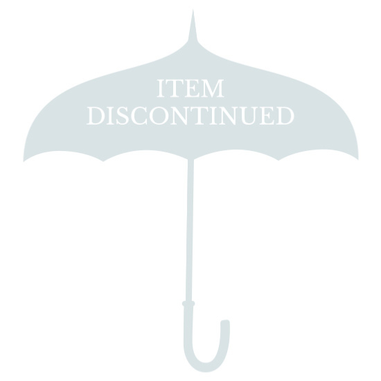 Totes Gents Automatic Leatherette Crook Walker Umbrella